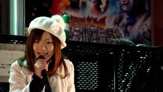 2009.12.18(金)新宿歌舞伎町コマ劇場前 http://ameblo.jp/shizu-blog1...
