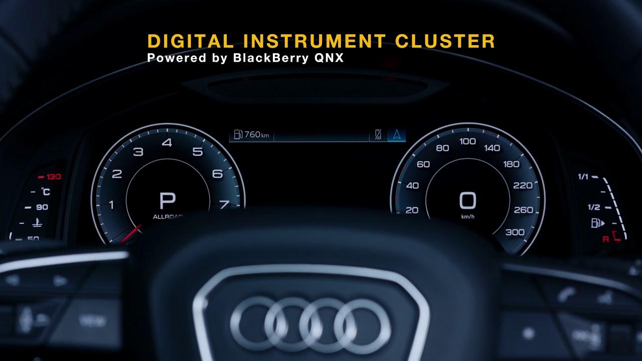 Audi Q8  - CES 2019