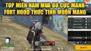 Free Fire   TOP Miền Nam Mua Bo Cực Mạnh Hạ Gục TLM - Fort Hood Thức Tỉnh Muộn Màng   Rikaki Gaming