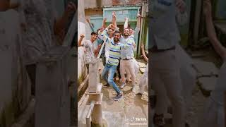 Desi group dance