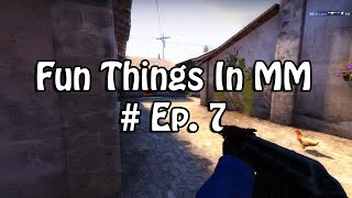 Fun Things in MM # Ep. 7 - AFK Knife fail