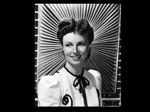 Movie Legends  Agnes Moorehead