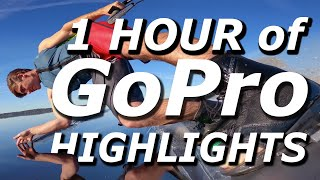 1 Hour of GoPro Highlights
