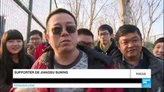 Le football, nouvelle priorité nationale de la Chine