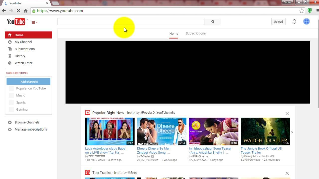 How to access youtube or any blocked site easily youtube how to access youtube or any blocked site easily ccuart Image collections