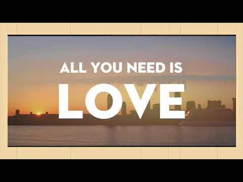 All You Need Is Love // Ian Yates // Official Lyric Video