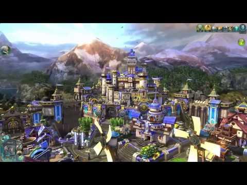 Игра Разрушить замок 2 онлайн Crush the Castle 2