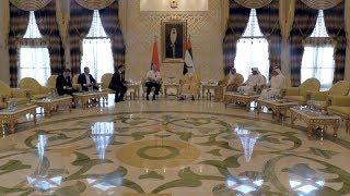 Начался визит Лукашенко в ОАЭ