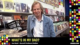 Video Joe Boyd - What's In My Bag? download MP3, 3GP, MP4, WEBM, AVI, FLV Desember 2017