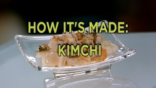 How Kimchi Is Made | How It's Made