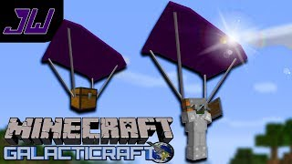 rETURNING TO EARTH!  Minecraft Galacticraft Mod  Episode 8