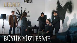 Seher Selim'le Yüzleşiyor | Legacy Episode 160 (English \u0026 Spanish subs)