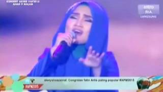 Video Dia Dia Dia - Fatin Shidqia Lubis on APM Singapore, 9-10-15 download MP3, 3GP, MP4, WEBM, AVI, FLV Maret 2018