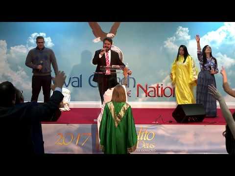 REVIVAL CHURCH FOR THE NATIONS | NOV 19 - Pr. Daniel Nogueira (Africa)