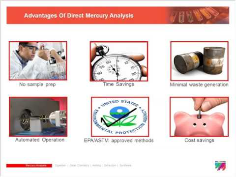 Milestone Webinar: Direct Mercury Analysis for Fish, Animal and Biological Tissue Samples