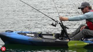 Perception Pescador Pilot Kayak (Dunham's Sports)
