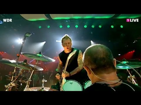 Lou Reed & Metallica: The View (Cologne, Germany - November 11, 2011)