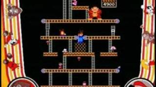 Arcade Games - Space Invaders & Donkey Kong