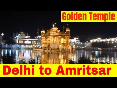 LADAKH 2017 - Episode 1   Delhi to Amritsar via Ambala-Ludhiana-Jalandhar   My Solo Ladakh Bike