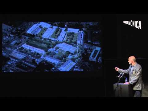 """Conferència Francesco Della Casa """"Building Geneva_Projects versus challenges"""" a l'Arts Santa Mònica"""