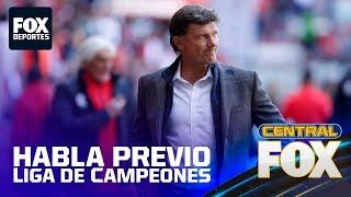 """CONCACAF: """"Las adversidades le han hecho bien al Toluca"""", Cristante"""