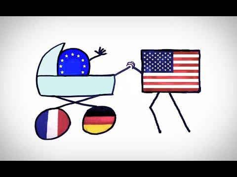 Unione Europea - origine del percorso di integrazione