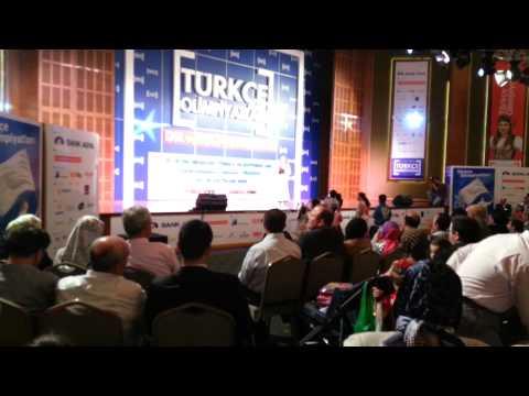 Sprog Kultur Olympiade 2013 Sofia Kız Sen İstanbulun Neresindensin