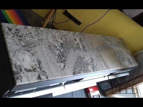 Naumburg Saale Mont Blue Granit Abdeckplatten