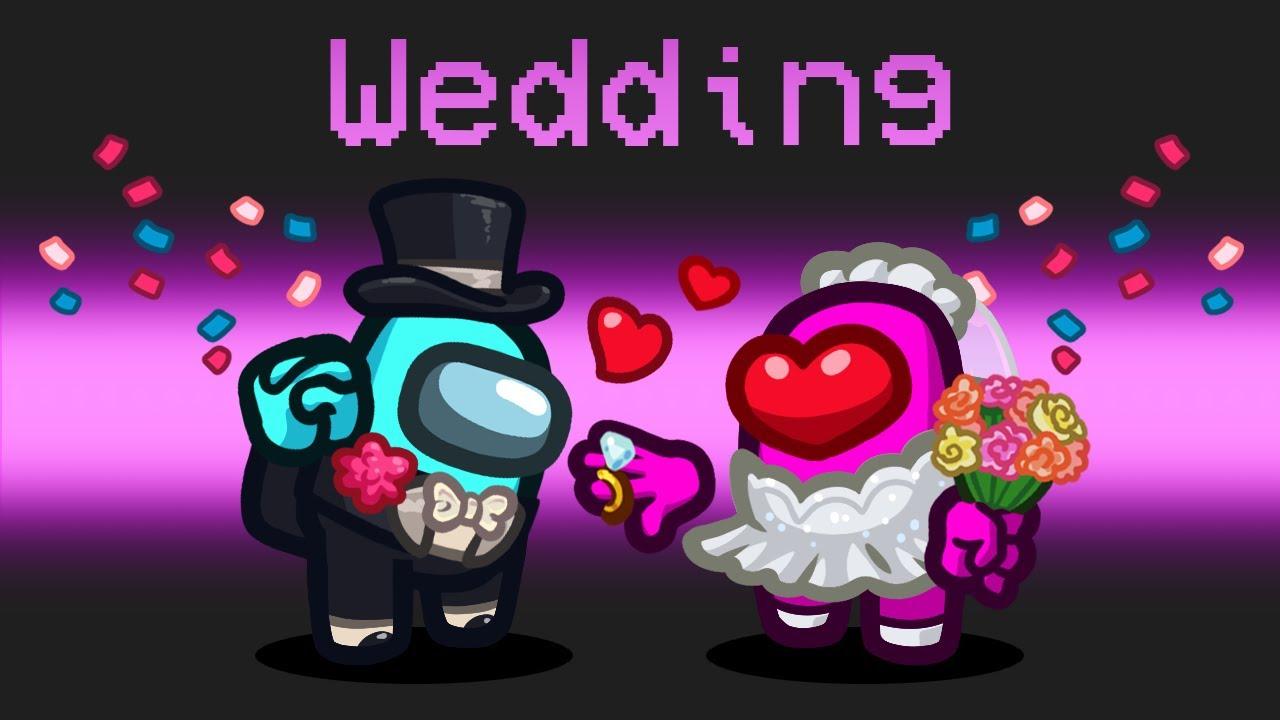 Download WEDDING Mod in Among Us