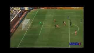 Olympiakos vs Manchester City 2-2 Dimitrios Diamantakos goal at 37minute