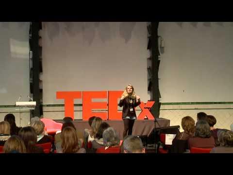 A psicologia da stand up comedy: Marta Gautier at TEDxBelemWomen