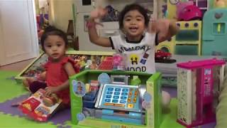 Mela And Stela Learning To Share Their Toys and Things