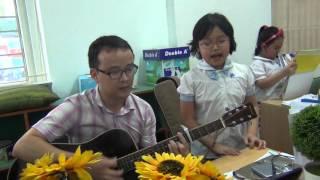 PRICE TAG - Nguyễn Ngọc Hà Chi, 4A1, Tiểu học Ban Mai - Guitar: Trà Hiếu