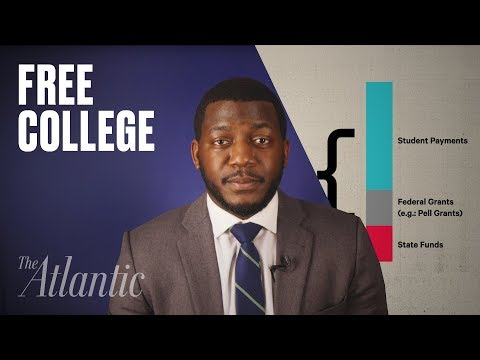 What's the Deal With Free College?