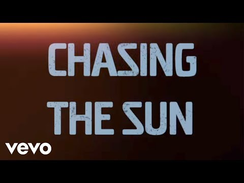 The Wanted - Chasing The Sun (Lyric)