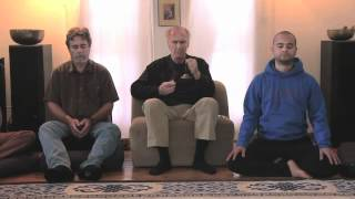 Richard Moss - Focused Spacious Awareness Meditation