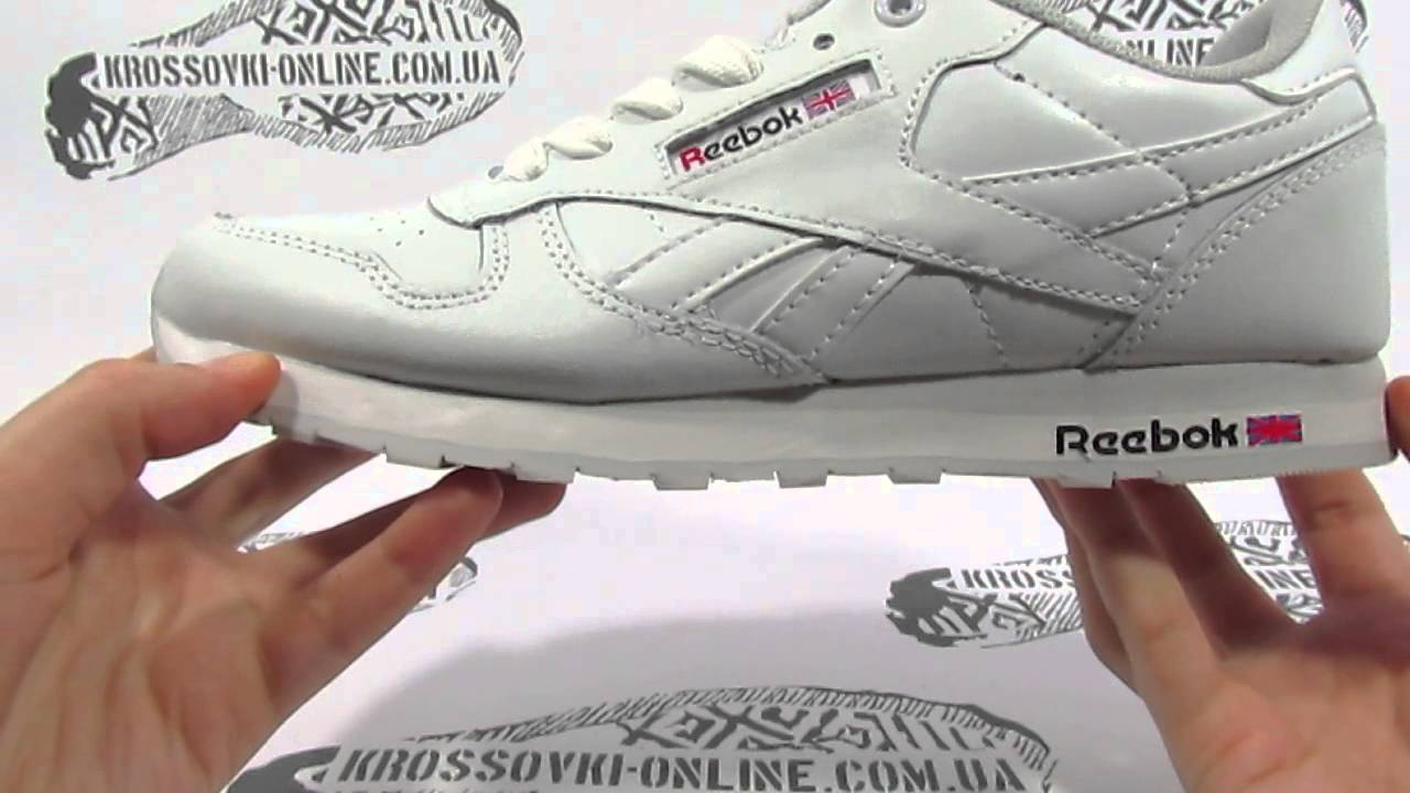 Reebok Classic - YouTube f6bb2a0c118f4