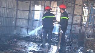 Tin Tức 24h: Cháy lớn thiêu rụi hai căn nhà ở Đà Lạt