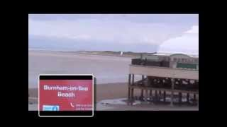 Somerset 2013  - Burnham-on-Sea & Brean Sands -