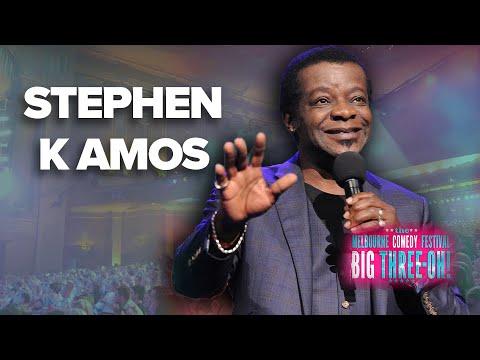 Stephen K Amos - The Big Three Oh! (Ep 6)