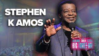 Stephen K Amos - The Big Three Oh Ep 6