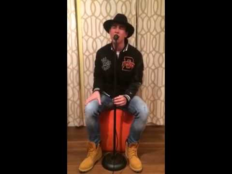 16 year old 'Jackson Owens' - Bring it on home (Sam Cooke cover)