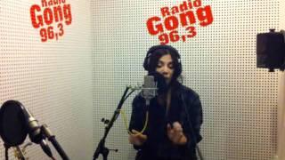 Christina perri live @ radio gong 96,3