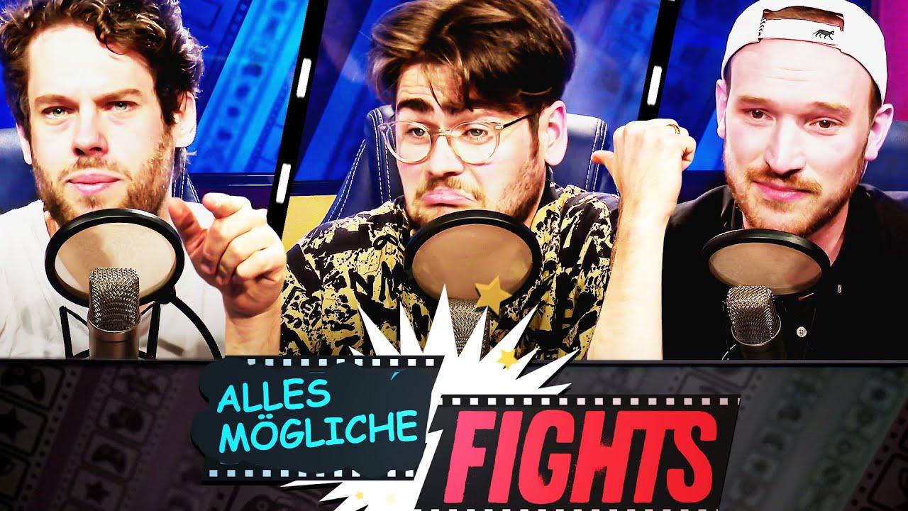 DIESE Sache versaut jeden Urlaub!   Alles Mögliche Fights #12 mit Lars, Florentin und Fabian Krane