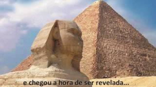 A grande pirâmide revela seu segredo - book trailer