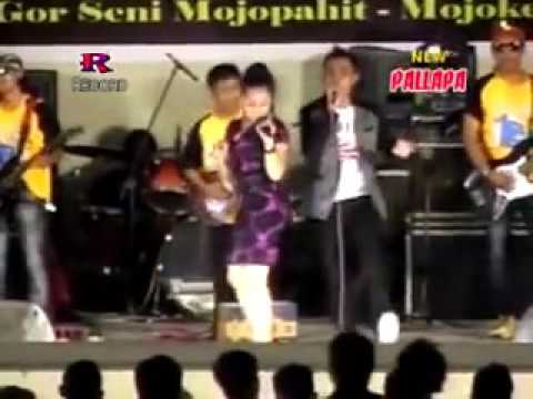 Gerua   Gerry Mahesa & Lilin Herlina   New Pallapa Live In Gor Mojokerto Gathering PT HP Metal