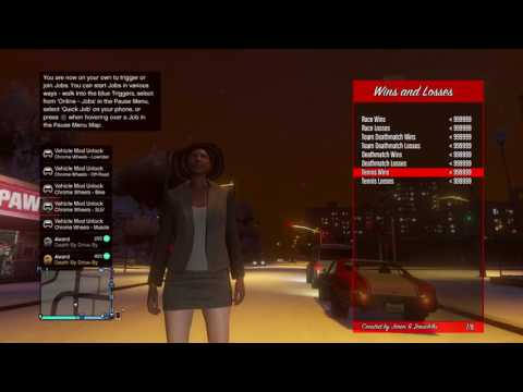 Making Modded Accounts On GTA 5 For Subscribers! (GTA 5 Online)