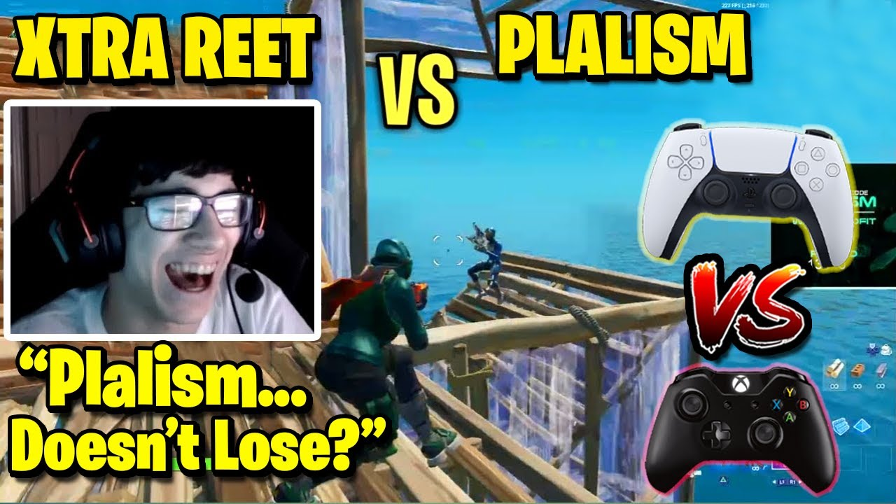 FAZE SWAY Impressed Spectating XTRA REET 1v1 Plalism | Insane Controller Movement & Retakes...