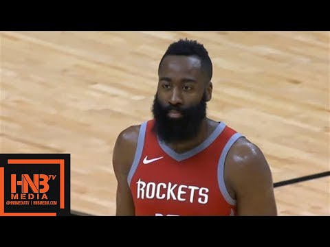 Houston Rockets vs Miami Heat 1st Half Highlights / Feb 7 / 2017-18 NBA Season