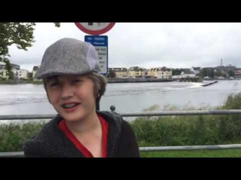 In Athlone (Ierland)